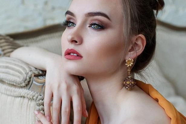 złota biżuteria damska